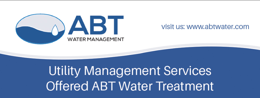 Utility Management Services Offered ABT Water Treatment